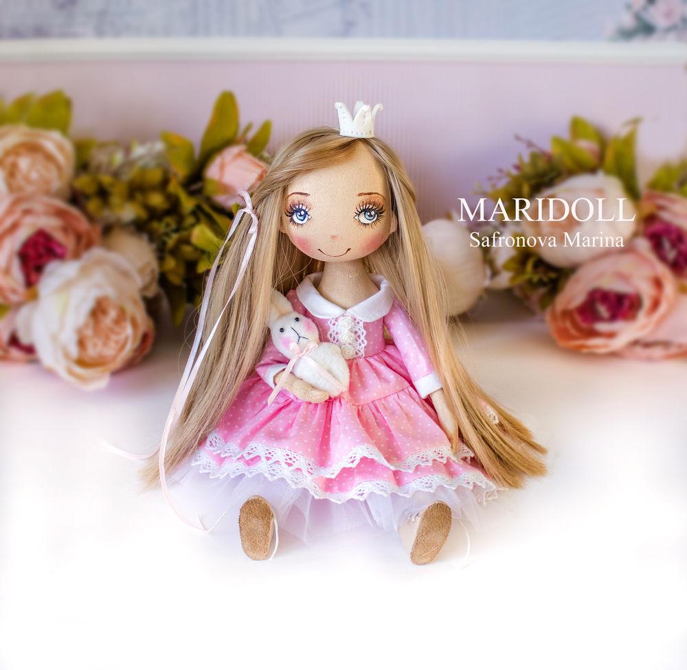 принцесса для дочери, кукла в подарок дочке