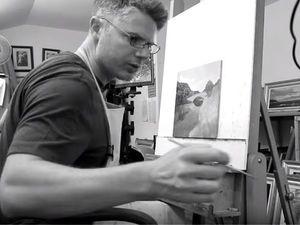 Удивительные пейзажи художника Michael James Smith. Ярмарка Мастеров - ручная работа, handmade.