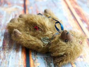 Срочный аукцион на мишку тедди!. Ярмарка Мастеров - ручная работа, handmade.