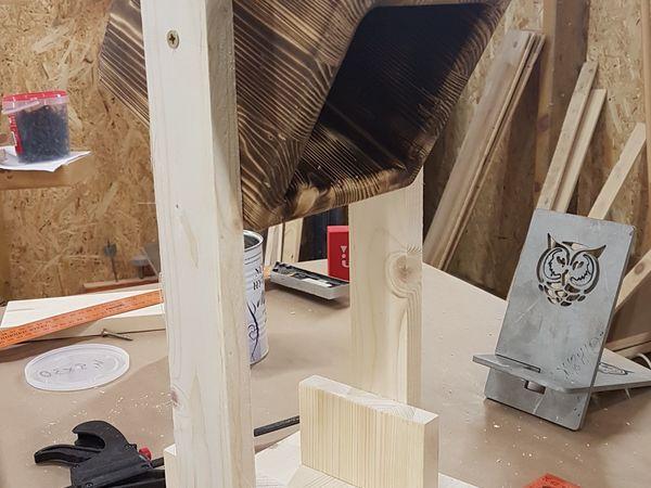 Начата работа по производству настольных ламп | Ярмарка Мастеров - ручная работа, handmade