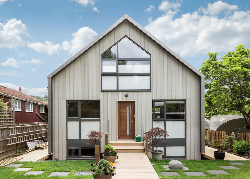 Дизайн небольшого дома фото проекты материалы