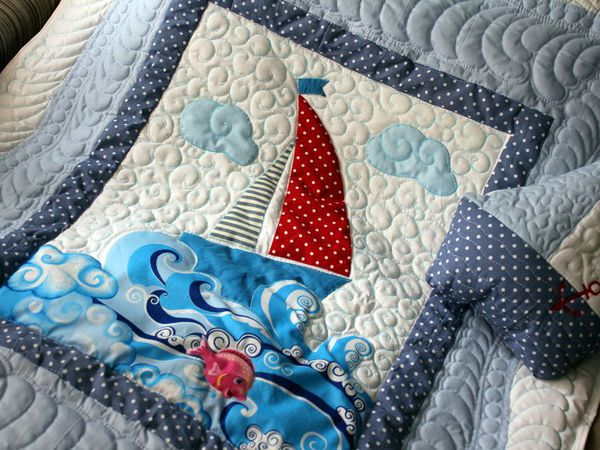Приглашаю на аукцион: детский комплект одеяло и две подушки-игрушки. | Ярмарка Мастеров - ручная работа, handmade