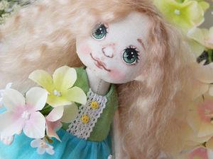 5 причин, чтобы купить куклу ручной работы. Ярмарка Мастеров - ручная работа, handmade.