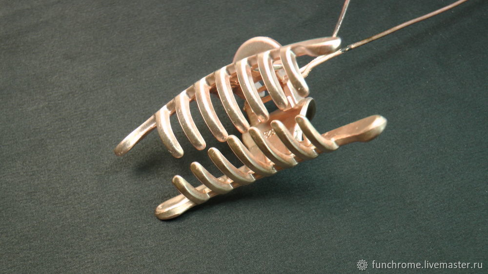 меднение funchrome handmade