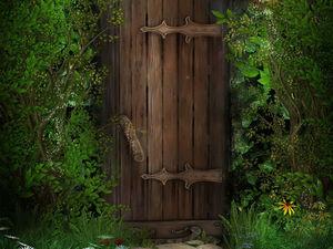 Дверь в сказочный мир -  аукцион с нуля и розыгрыш! | Ярмарка Мастеров - ручная работа, handmade