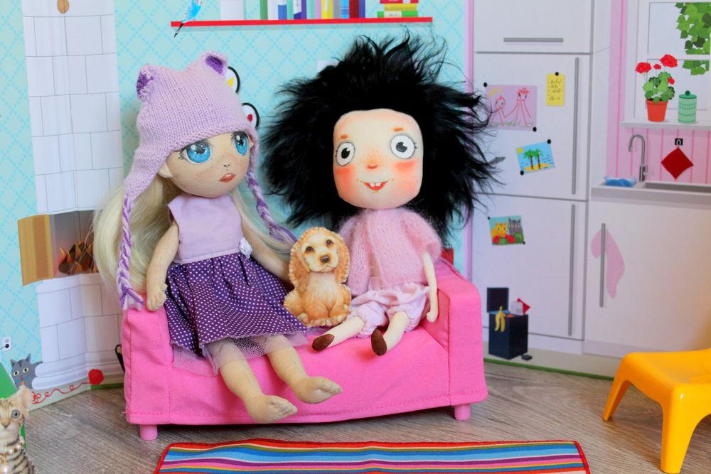 Наши куклы. Коллекция часть 2., фото № 14