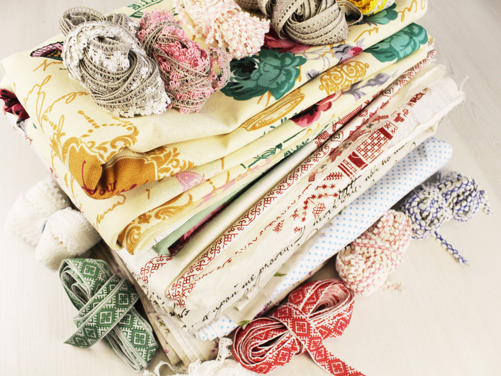 ткани для шитья, хлопковые ткани
