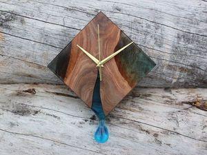 Настенные часы. Ярмарка Мастеров - ручная работа, handmade.