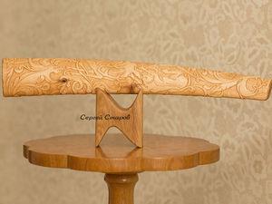 Новинка магазина.  Интерьерное украшение из дерева.. Ярмарка Мастеров - ручная работа, handmade.