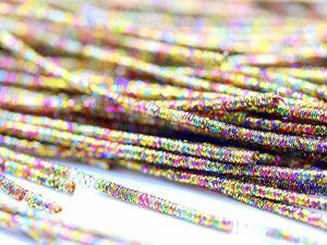 Новые виды и цвета канители, пополнение запасов. Ярмарка Мастеров - ручная работа, handmade.