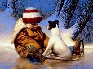 Арифметика зимы. Ярмарка Мастеров - ручная работа, handmade.