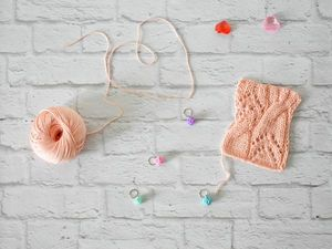 Видео урок:Как спрятать кончики нитей в вязаном изделии. Ярмарка Мастеров - ручная работа, handmade.