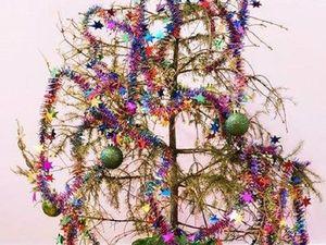 Новый год без елки. Ярмарка Мастеров - ручная работа, handmade.