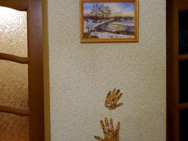 Когда дети рисуют на стенах | Ярмарка Мастеров - ручная работа, handmade