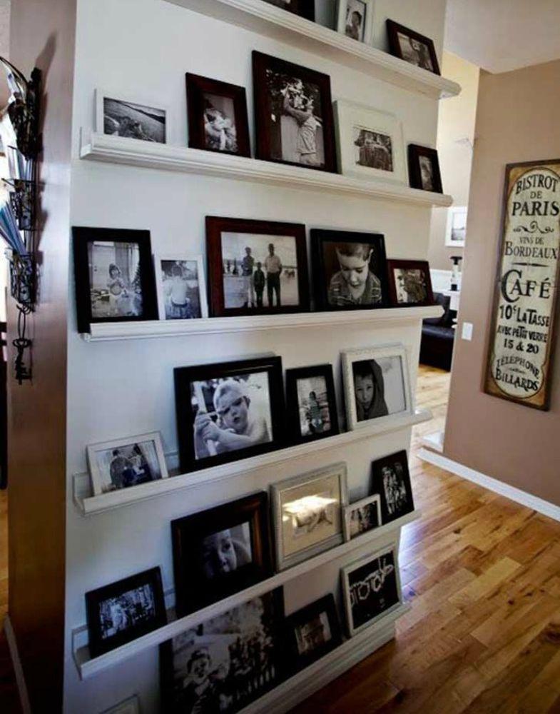 Поиграем в прятки: 45+ идей полок для маленькой квартиры, фото № 13