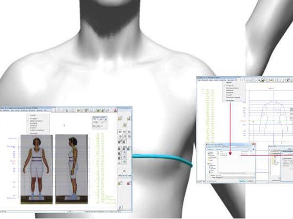 Дистанционное определение мерок тела человека по фотографии, росту и весу | Ярмарка Мастеров - ручная работа, handmade