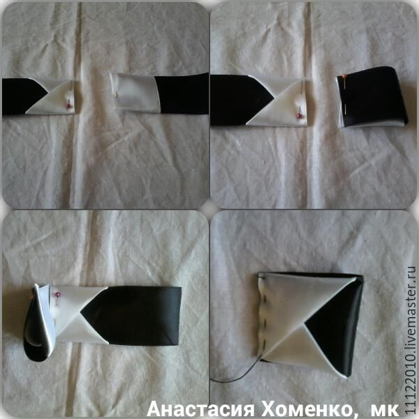 канзаши, украшение на шею