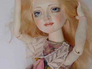 Специальное предложение на видео-курс по кукле | Ярмарка Мастеров - ручная работа, handmade