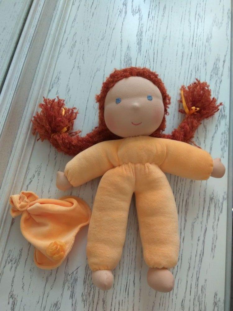 ткани для кукол