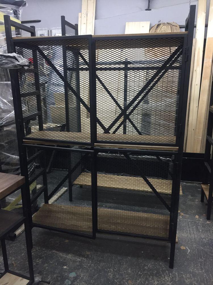 лофт, стеллаж, стеллаж на заказ, стеллаж из металла, заказать стеллаж, мебель лофт, лофт москва, шкаф на заказ, полки, мебель для ресторана