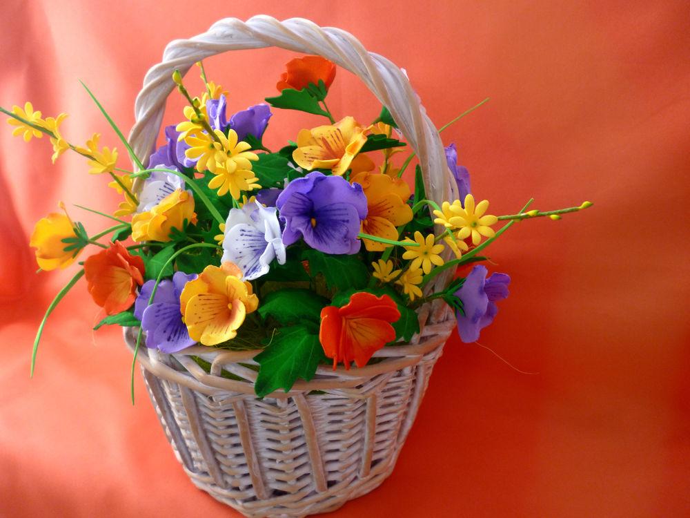 новинки магазина, полевые цветы