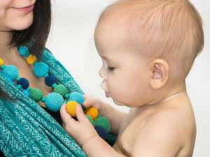 Слингобусы! Подмога мамочкам, развлечение и польза малышу!. Ярмарка Мастеров - ручная работа, handmade.