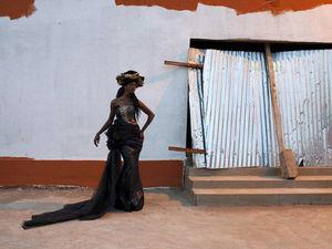 Fashion-показ в Африке... как это выглядит у них | Ярмарка Мастеров - ручная работа, handmade