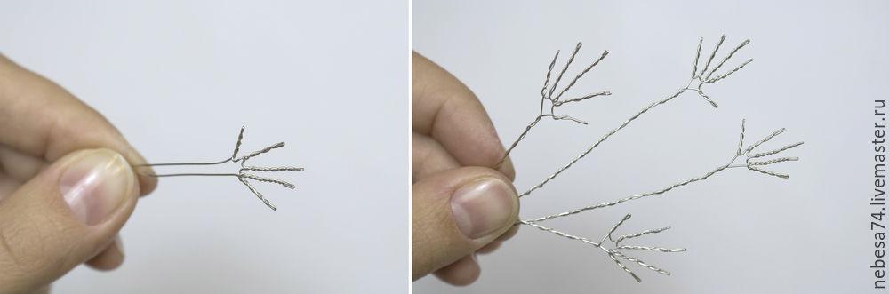 Мастер класс: Валяние. Мышонок с осенним листиком.