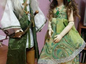 Рождение эльфов | Ярмарка Мастеров - ручная работа, handmade