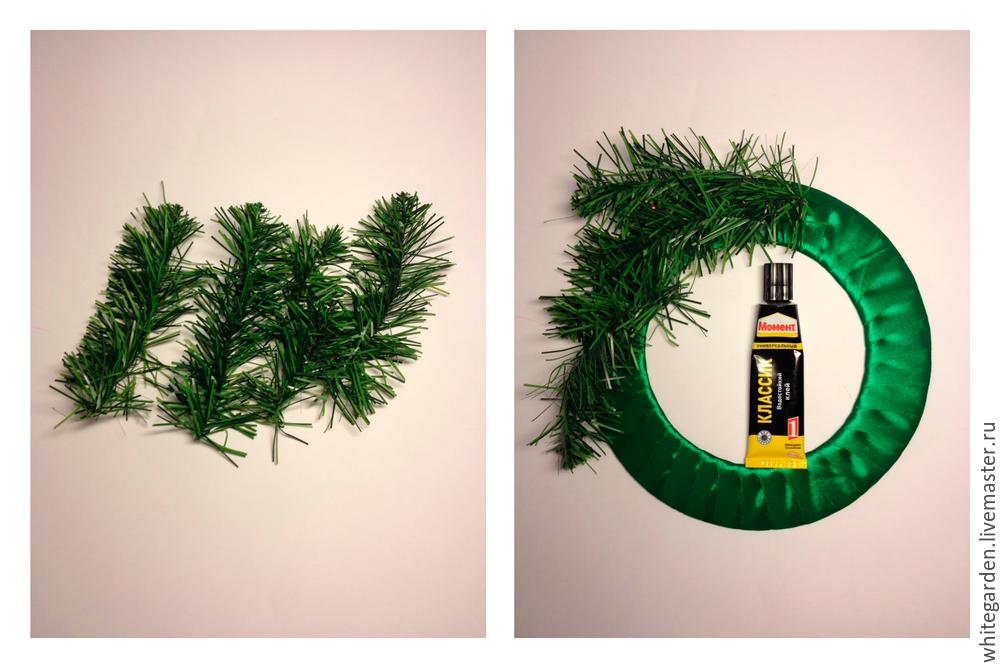 рождественский декор, декорирование handmade