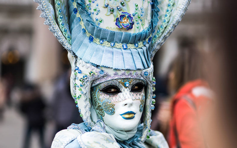 Refined, Elegant, Mystical: The Carnival of Venice, фото № 1