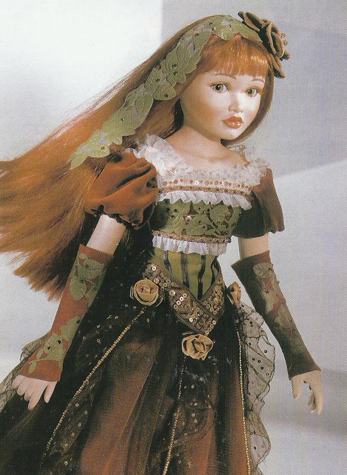 mundia, коллекционные куклы