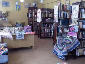 Выставка-ярмарка рукоделия в Библиотеке пос. РАОС. Ярмарка Мастеров - ручная работа, handmade.