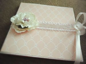 "Make invitations ""Lace marzipan»"