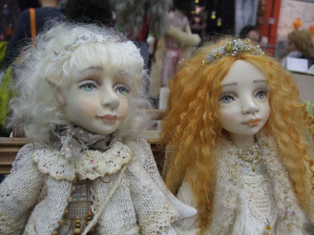 Осенний Международный салон кукол 2018 года
