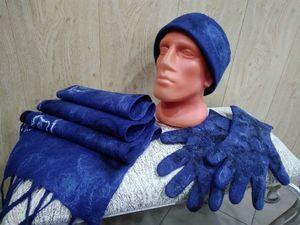 Как правильно снять мерки для валяния шапки. Ярмарка Мастеров - ручная работа, handmade.