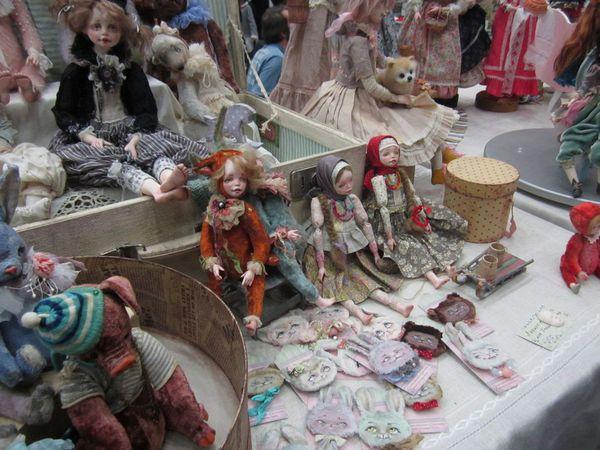 По следам Весеннего бала кукол...   Ярмарка Мастеров - ручная работа, handmade