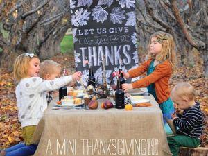 День благодарения – другой тыквенный праздник осени. Ярмарка Мастеров - ручная работа, handmade.