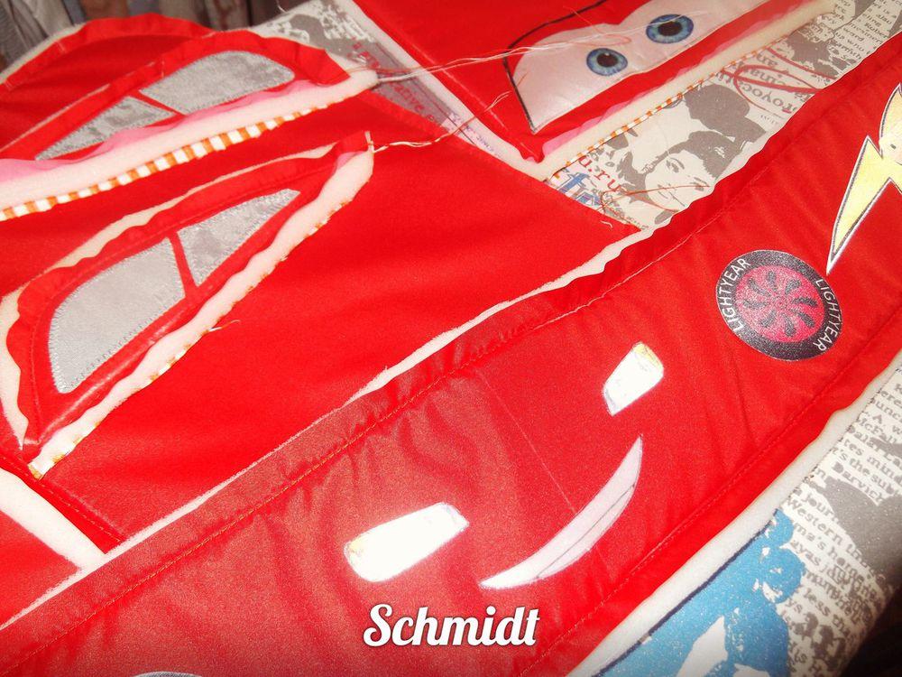 красный рюкзачок