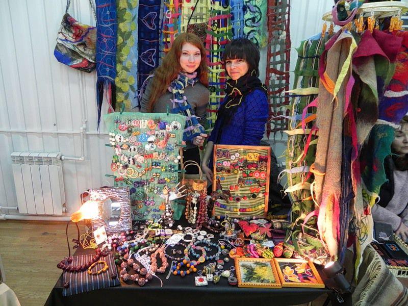 арт-маркет, одежда, handmade