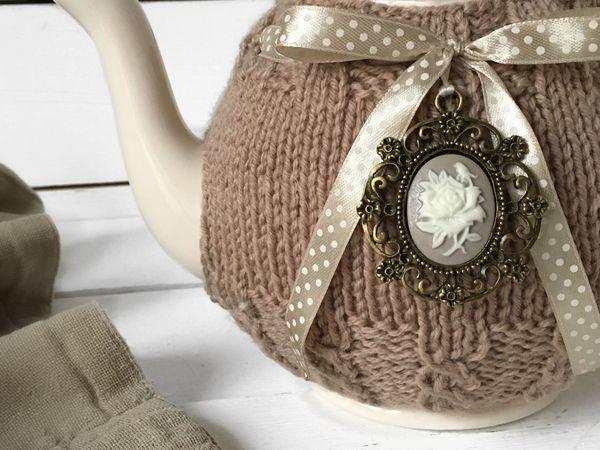 БЕСПЛАТНАЯ доставка чайников и свитеров на бутылки. | Ярмарка Мастеров - ручная работа, handmade