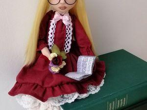 Новая кукла. Ярмарка Мастеров - ручная работа, handmade.
