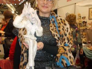 Воспоминания о выставке мишек апрель 2015 | Ярмарка Мастеров - ручная работа, handmade