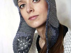 Большая распродажа -50% мужских и женских вязаных шапок и шарфов. Ярмарка Мастеров - ручная работа, handmade.