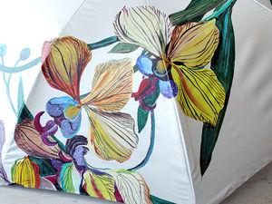 Зонты и цветы.... Ярмарка Мастеров - ручная работа, handmade.