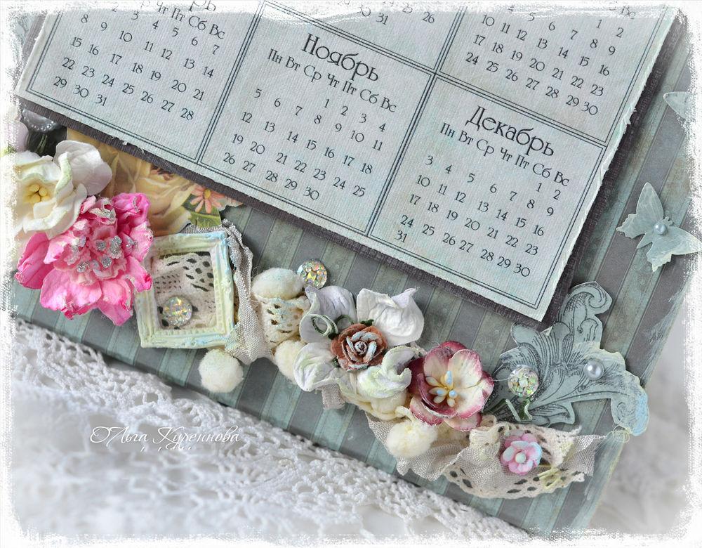 календарь настольный, подарок на новый год