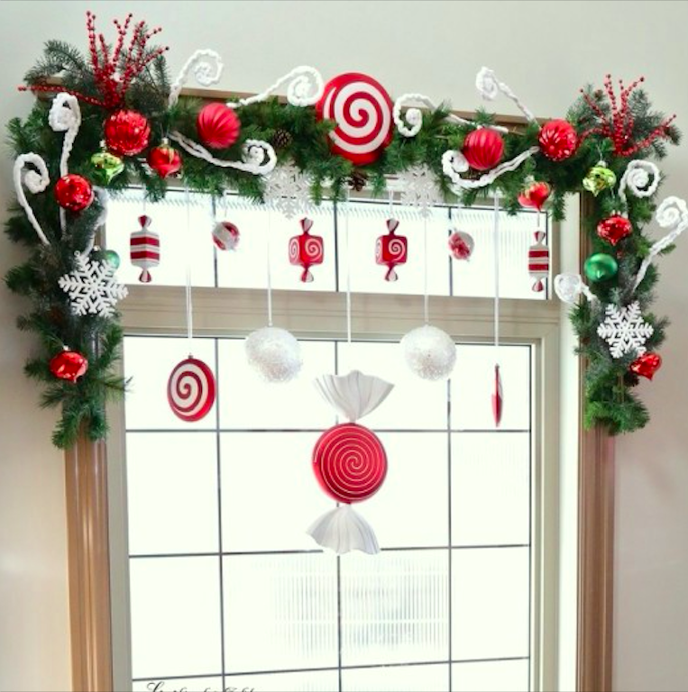 How to Decorate Windows for New Year: 20 Great Ideas, фото № 17