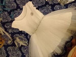 Как легко и просто создать нарядное платье из футболки и фатина. Ярмарка Мастеров - ручная работа, handmade.