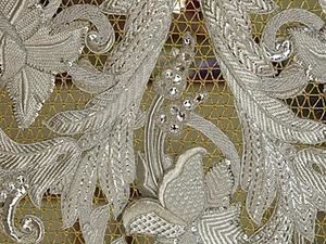 The Splendor of Spanish Religious Embroidery. Livemaster - handmade