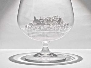 Союз бумаги и стекла: тонкое творчество Ayumi Shibata. Ярмарка Мастеров - ручная работа, handmade.